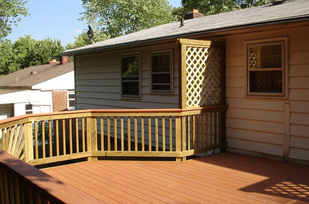 Wooden Decking In Comparison