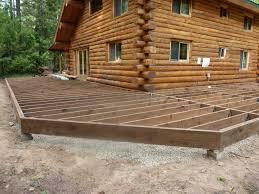 Deck Building Process